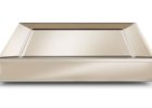 mirrored coffee table tray ideas