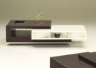 modern black and white living room coffee tables designs