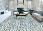 modern rustic blue carpet for living room