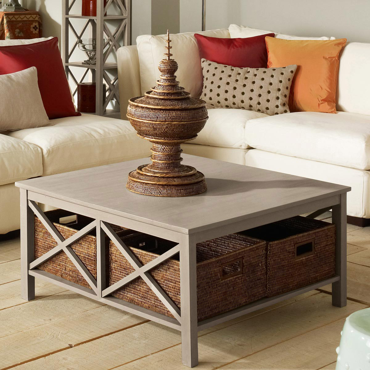 modern wooden grey gloss coffee table ideas