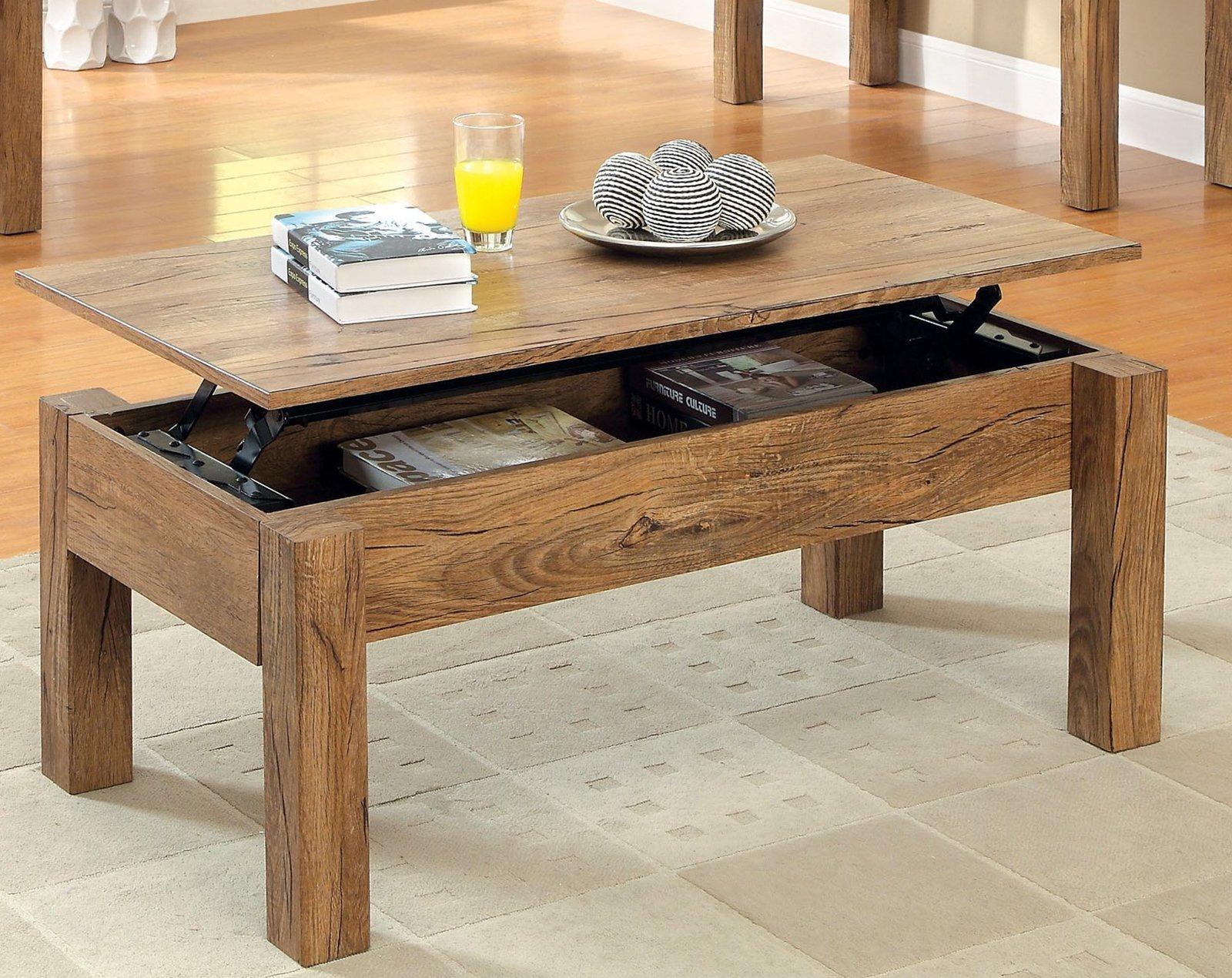 modern wooden lift top coffee table Ikea Uk
