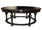oak coffee table argos with black wooden glossy furnitures