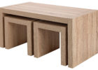 oak coffee table argos with nest designs for living room furnitures