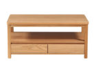 oak coffee table argos with two drawers for simple furnitures