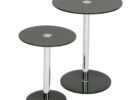 round tempered glass for furniture village glass coffee table furniture sets