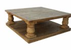 rustic coffee table from pallet wood ideas