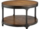 small round inexpensive coffee tables wood