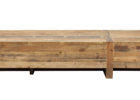 small square narrow coffee table with storage