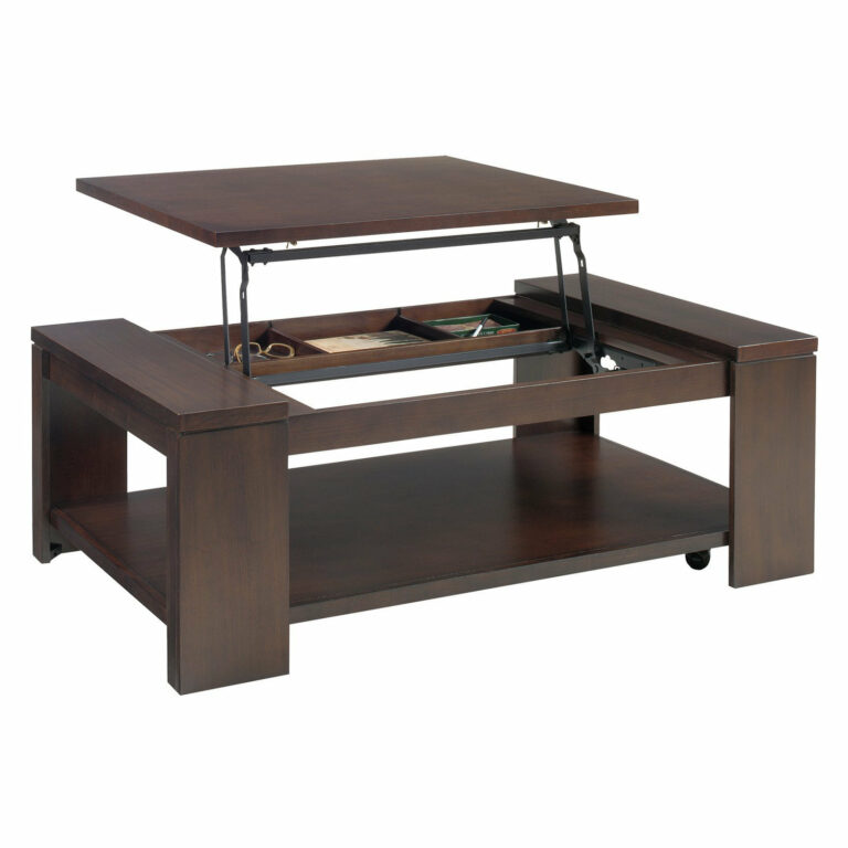Solid Black Wood For Lift Top Coffee Table Ikea Uk