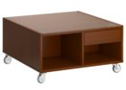 square average coffee table size