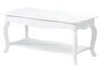 white modern inexpensive coffee tables