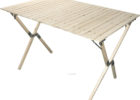 white simple fold up coffee table outdoor furniture
