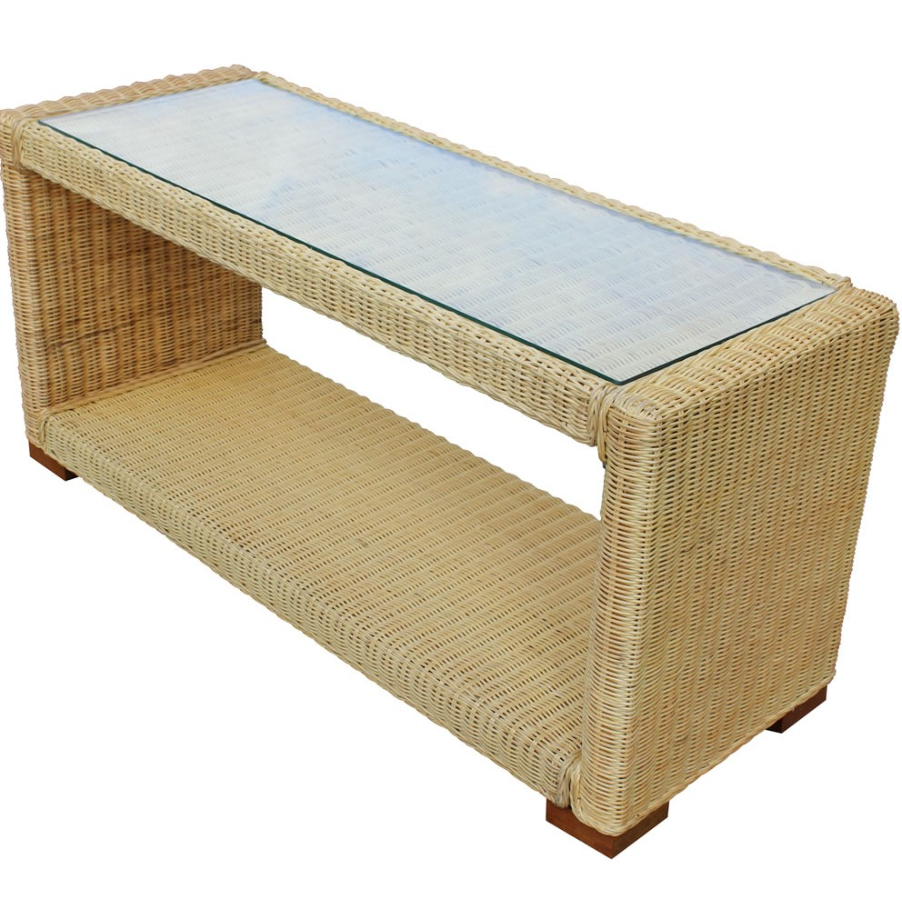Narrow Coffee Table With Storage For Small Spaces