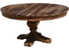 60 inch round pedestal dining table 10 wood