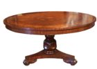 60 inch round pedestal dining table furniture