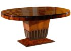 awesome oval dining table pedestal base