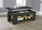 black coffee tables that lift up