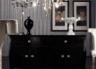 black wooden buffet tables for dining room ideas