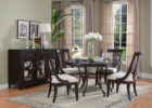 buffet tables for dining room ideas layout