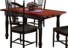 butterfly leaf dining table set canada hardware