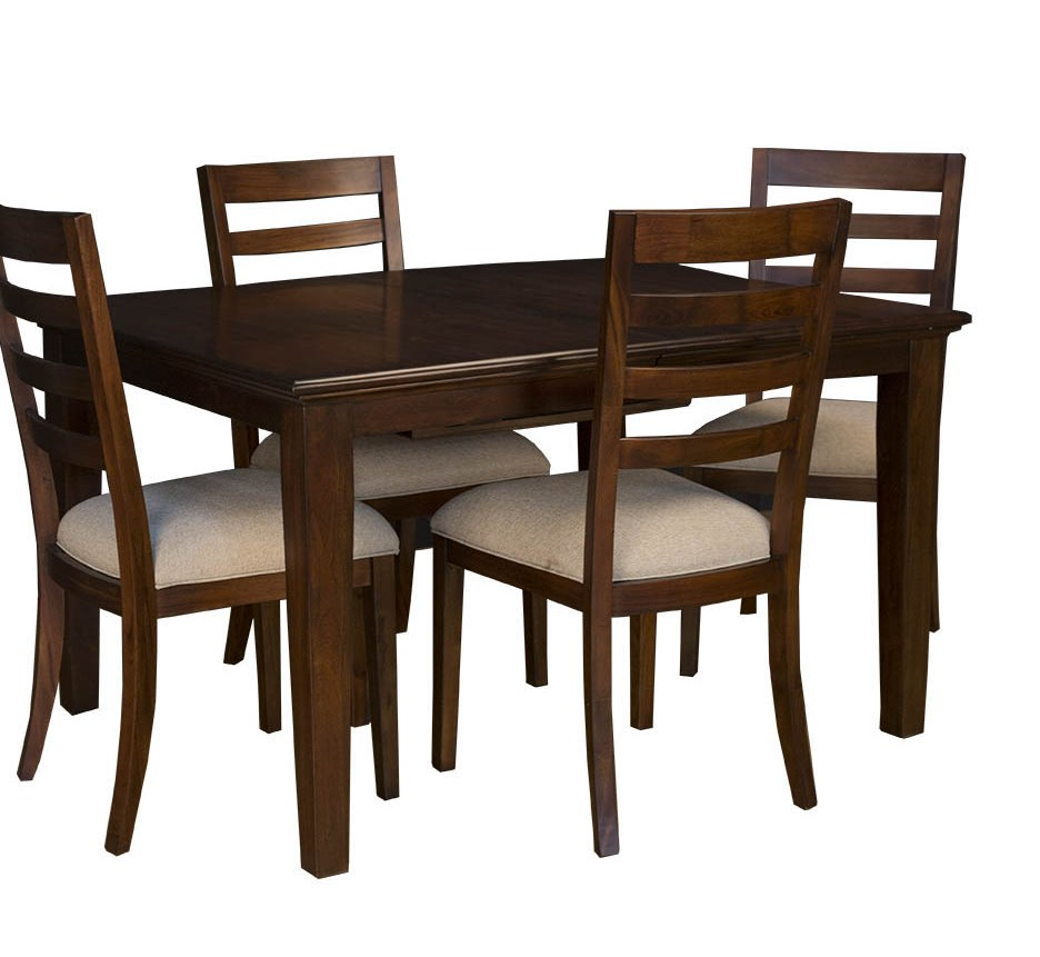 butterfly leaf dining table set ideas