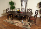 butterfly leaf dining table set plans