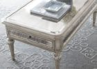 cheap mirrored coffee table rectangle small
