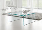 cheap square acrylic coffee table