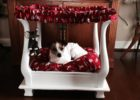 coffee table dog bed canada