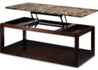 coffee tables that lift faux marble top
