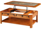 coffee tables that lift tray