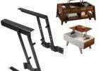 coffee tables that lift up mechanism hardware