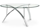 coffee tables under $50 glass top