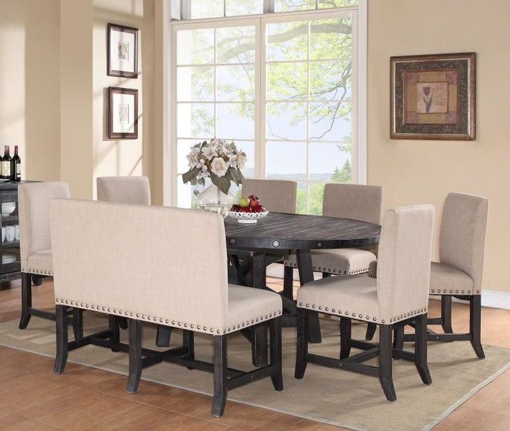curved settee for round dining table furniture sets