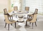 curved settee for round dining table sets