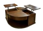 double lift top coffee table canada