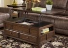 espresso lift top coffee tables with storage canada