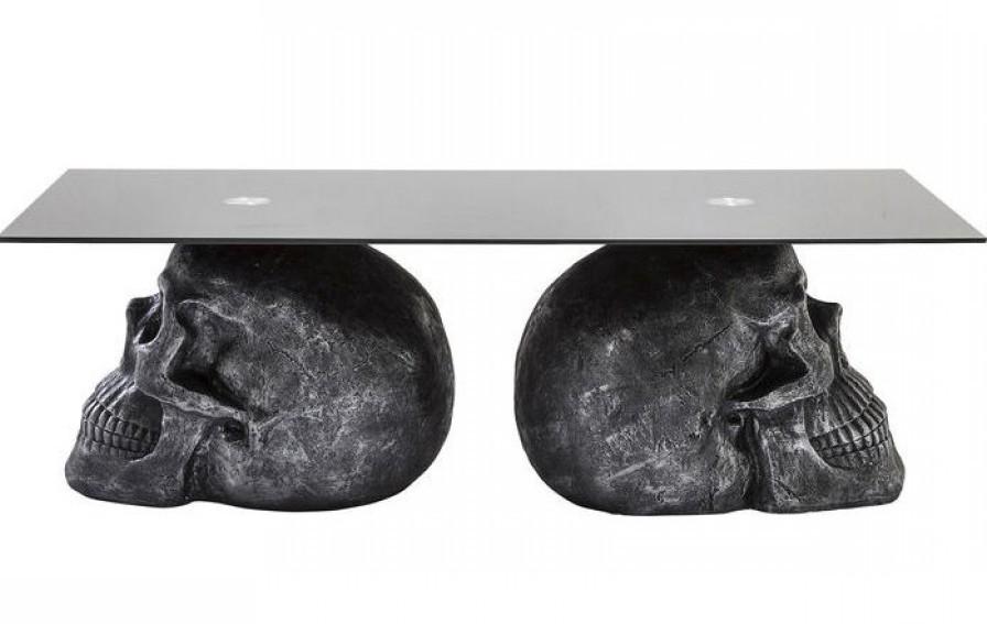 Head Skull Coffee Table Legs Raysa House