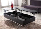 le mans double lift top coffee table