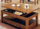lift top coffee tables with storage and drawers