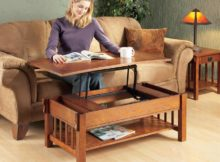 lift top coffee tables with storage canada