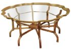 modern gold coffee table tray mirror ideas