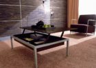 modern lift top coffee tables with storage drawers