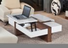 modern new caspian lift top coffee tables with storage