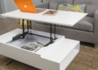 modern white coffee tables that lift up furniture