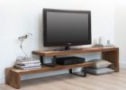 modern wood tv stand and coffee table set