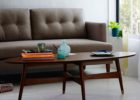 modern wooden coffee tables under $50