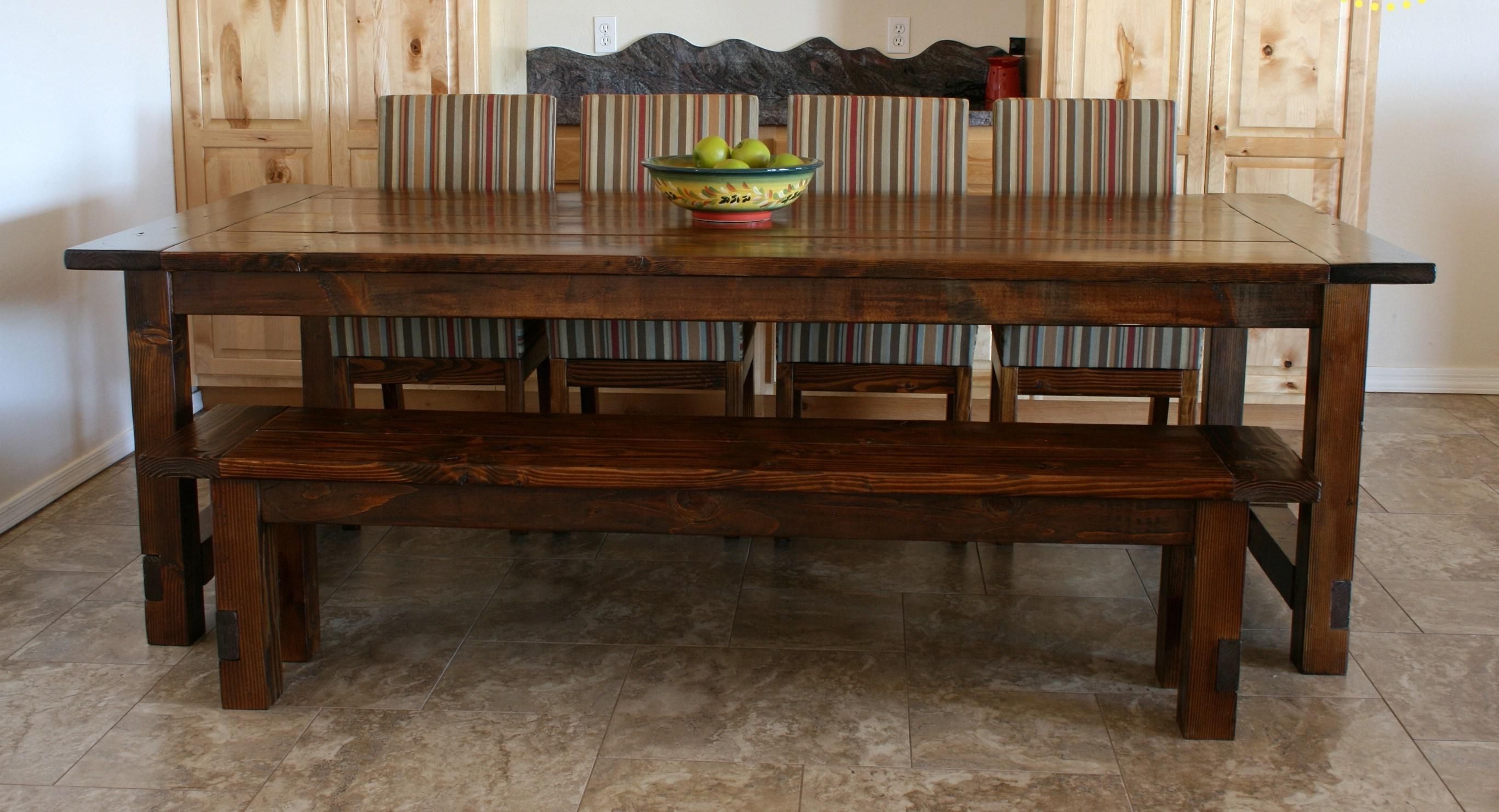 narrow dining table with bench australia