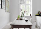 narrow dining table with bench brisbane