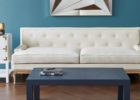 navy blue coffee table